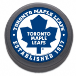 Toronto Maple Leafs, Established 1917 Collectors Commemorative NHL Puck